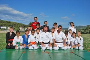 Летний лагерь Хорватия 2011 год