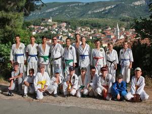Летний лагерь Хорватия 2013 год