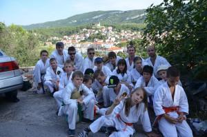 Летний лагерь Хорватия 2014 год